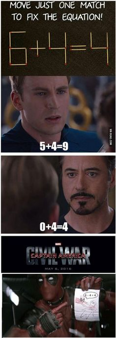 37 Hilarious Deadpool Memes That Are Too Funny Even For Thanos - sFwFun - Marvel Avengers Humor, Funny Marvel Memes, Marvel Jokes, Marvel Dc Comics, Stupid Funny Memes, Funny Comics, Hilarious, Funny Stuff, Marvel Avengers