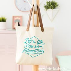 ¡Mira que chulo! Bolso - Let's go on an adventure