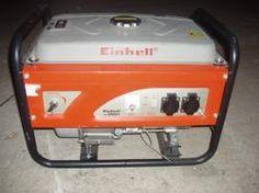Electrodomésticos - Geradora Monofasica