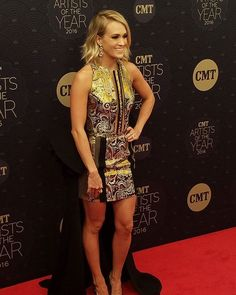 Carrie Underwood, Luke Bryan Among CMT Artists of the Year 2016 Honorees - Page 7