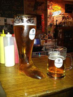 A real Berlin beer from @thebirdberlin.