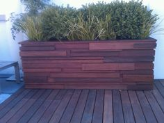 Planter | City Beautiful Carpentry