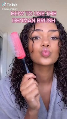 Curly Hair Routine, Curly Hair Tips, Curly Hair Care, Natural Hair Care, Wavy Hair, Curly Hair Styles, Natural Hair Styles, Cute Curly Hairstyles, Baddie Hairstyles