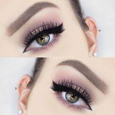 Classic Sweet Eye Makeup Look