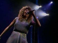 Tina Turner - We Don't Need Another Hero - Kenny Moore, who was Tina Turner's music director, arranger,keyboardist, and background singer, attended junior high with me and grew up with my ex-husband.  We both knew Kenny.  He was a phenomenal musician, gone too soon, and is seen in this video.  I'm a huge Tina fan and was so pleased that Kenny worked with her.  This is for him.