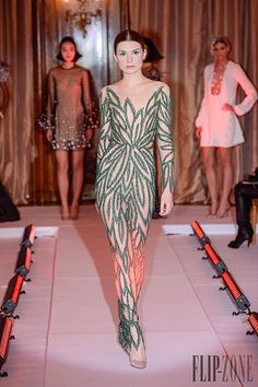 Yulia Yanina Printemps-été 2013 - Haute couture