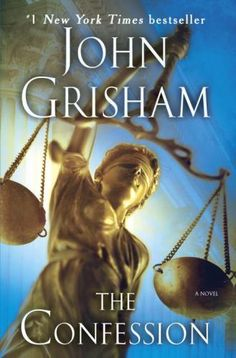 The Confession Book A Novel by John Grisham (2012, Hardcover)  LARGE PRINT  NEW