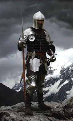 brigandine armour - Google Search