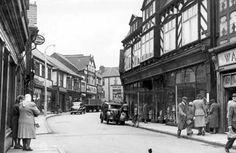 Northwich: Witton Street