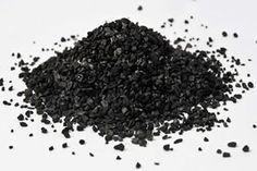 Carvão ativado é antidoto para envenenamento.