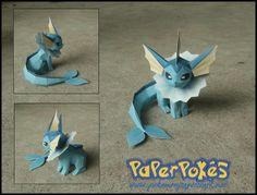 paperpokes | Paperpokés - Pokémon Papercrafts | Pokemon