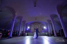 Ault Park Cincinnati Wedding First Dance by Maxim Photo Studio