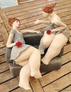 Risultati immagini per Didierlaurent Véronique. Terre et Bronze