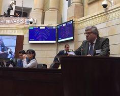 Congresistas piden investigar por presunto armamento de las FARC en Venezuela, denuncia de venezolanos visitantes en el Senado