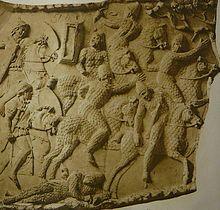 Die Sarmaten (auch: Sauromaten) waren eine Stammeskonföderation von iranischen Reitervölkern, die von antiken Schriftquellen erstmals für das Jahr 513 v. Chr. erwähnt werden.