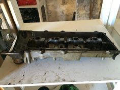 2001 611 MERCEDES-BENZ MB 2.2 CDI DIESEL ENGINE CYLINDER HEAD COVER A 611 016 06 05