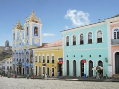 Panoramic & Historic Salvador #SalvadorDeBahia, #Brazil