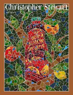 Portfolio Covers, Wine Art, Sangria, All Art, Cover Art, Mosaic, June, Create, Gallery