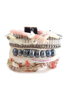 Hipanema Jewelry 2015 'Moorea' Bracelet | The Orchid Boutique