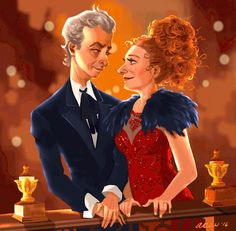 """Time and a crayon 