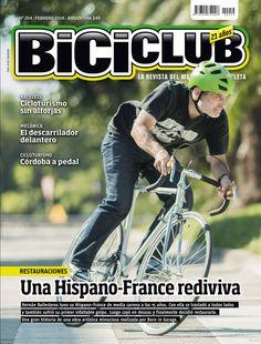 Revista Biciclub Nº 254 – Febrero 2016