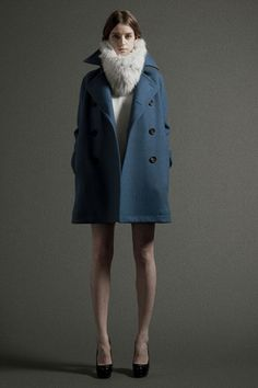 the coat #fall #fashion #trends
