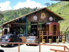 Petropolis, Rio de Janeiro, Brasil. Restaurante Vagão, em Itaipava #serra #mountains #winter #landscape #itaipava #trainstation