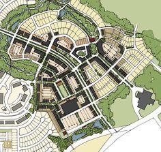 Ridgewalk Parkway Illustrative Plan