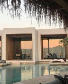 ✔Hotel Tour - Olea All Suite Hotel, Zakynthos Dream Home Design, My Dream Home, Home Interior Design, Interior Architecture, House Design, Design Patio, Exterior Design, Interior And Exterior, Dream House Exterior