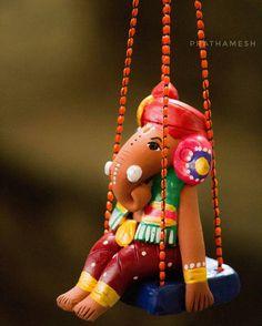 from - Bappa! Shri Ganesh Images, Shiva Parvati Images, Ganesh Chaturthi Images, Ganesha Pictures, Jai Ganesh, Ganesh Lord, Ganesh Idol, Clay Ganesha, Ganesha Art