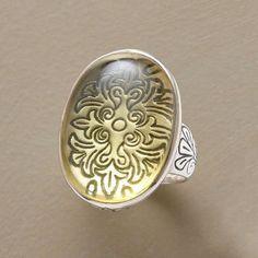 Lemon Drop Ring