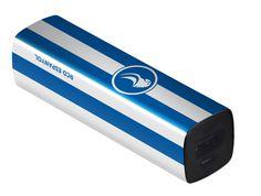 Batería externa RCD Espanyol. #Powerbank oficial del Espanyol #design #periquitos