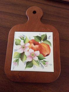 Apples by Angela Davies