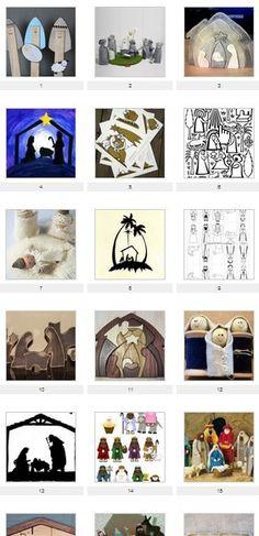 nativity - 50 idee per fare il presepe