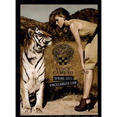 VInce Camuto Ad Campaign Spring/Summer 2011 Shot #5