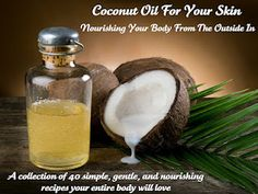 Coconut oil is magic!