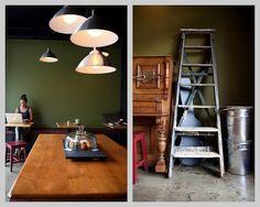 THE FINAL STEP, cafe, South Yarra, Melbourne