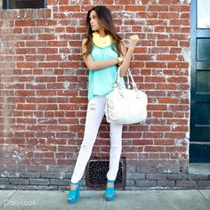 Check out Whisper from Ocean Breeze Look by Naked Zebra & Scarlet Blvd  at DailyLook