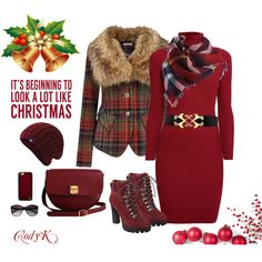 Christmas Style by cody-k on Polyvore featuring мода, Rumour London, Joe Browns, Nine West, The Code, Keds, Wildflower, Vince Camuto and Sixtrees
