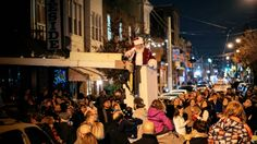 Over 1,000 people came out to help light the East Passyunk Christmas Tree! Check out coverage on Metro Philly by Jennifer Logue.
