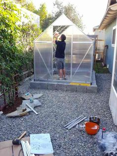 A Beginner S Guide To Using A Hobby Greenhouse Heating A Greenhouse Large Greenhouse Homesteading