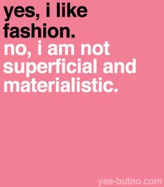 Fashion Wise Words