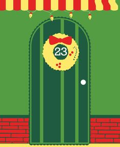 Day 23 - Food, check. Decorations, check. Presents, check. Party time, check! #benesweetshoppe