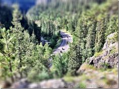 Hike to the top of 11th Hour Gulch and take in the view, Spearfish Canyon SD