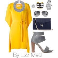 what shoes to  wear with yellow dress 2