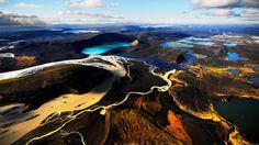 Iceland, Travel, Landscape, Nature