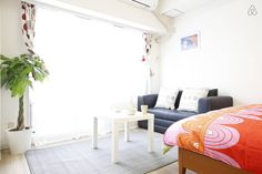 Check out this awesome listing on Airbnb: SHIBUYA 5MIN / COZY,QUIET,BRIGHT#3 - Apartments for Rent in Shibuya