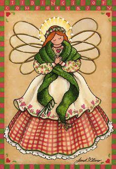Rosas de Verônica: Natal e Inverno - Janet Stever
