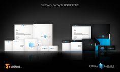 35+ Stationery Designs Inspiration   Logolitic