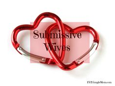 #submissive wives , a new reality show based on Ephesians 5:22-33 . FitTriangleMom.com